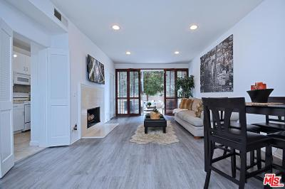 Sherman Oaks Condo/Townhouse Active Under Contract: 14647 Dickens Street #1
