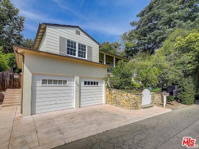 Sherman Oaks Single Family Home For Sale: 13442 Galewood Street