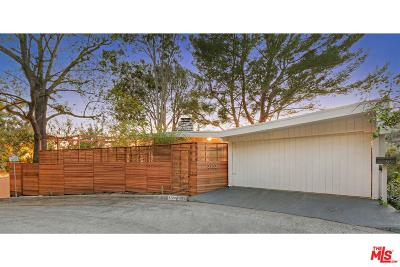 Hollywood Single Family Home For Sale: 3133 Hollyridge Drive