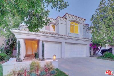 Calabasas Single Family Home For Sale: 4370 Park Monte Nord