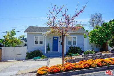 Inglewood Single Family Home Active Under Contract: 818 East Brett Street