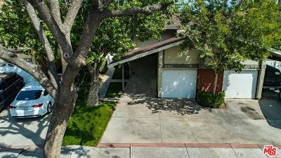 Los Angeles County Condo/Townhouse For Sale: 14188 Oro Grande Street #58