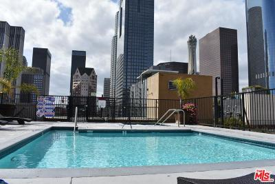 Los Angeles Condo/Townhouse Active Under Contract: 312 West 5th Street #524