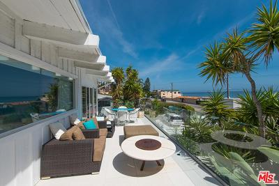 Malibu Single Family Home For Sale: 21465 Pacific Coast Highway