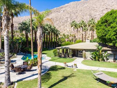 Palm Springs Single Family Home For Sale: 700 West Ramon Road