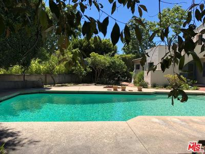 Pacific Palisades Single Family Home For Sale: 14920 Ramos Place
