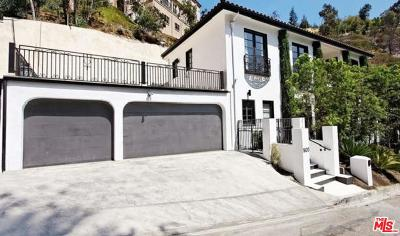 Beverly Hills Rental For Rent: 1600 Clear View Drive