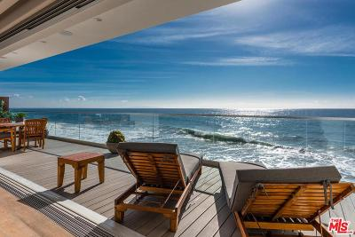 Malibu CA Single Family Home For Sale: $6,450,000