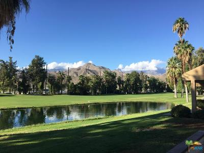Palm Springs Condo/Townhouse Active Under Contract: 7503 Regency Drive