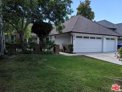 West Hills Single Family Home Active Under Contract: 8429 Sale Avenue