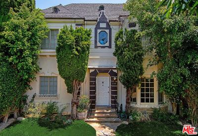 Beverly Hills Rental For Rent: 458 South Roxbury Drive