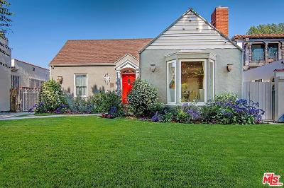 Single Family Home For Sale: 330 North Martel Avenue