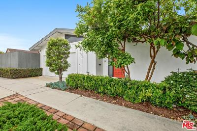Los Angeles Single Family Home For Sale: 3719 Butler Avenue