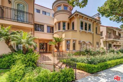 Beverly Hills Condo/Townhouse For Sale: 143 North Arnaz Drive #202