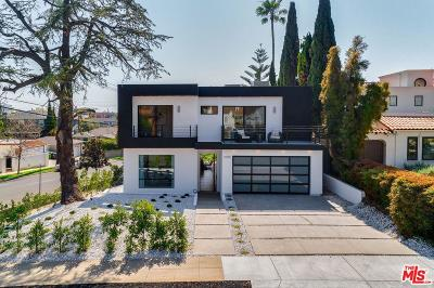 Single Family Home For Sale: 10550 Kinnard Avenue
