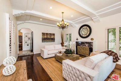 Beverly Hills Single Family Home For Sale: 315 North Wetherly Drive