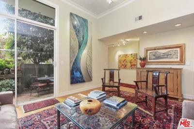 Marina Del Rey Condo/Townhouse Sold: 13240 Fiji Way #C