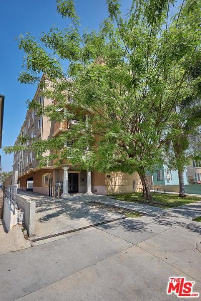 Condo/Townhouse For Sale: 1053 South Norton Avenue #203