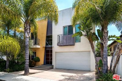 Los Angeles Condo/Townhouse Active Under Contract: 1936 South Shenandoah Street #A