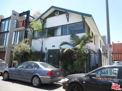 Los Angeles County Residential Income Active Under Contract: 1307 Innes Place