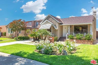 Alhambra Single Family Home Active Under Contract: 2937 West Norwood Place