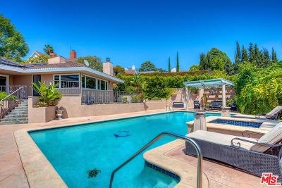 Los Angeles Single Family Home Active Under Contract: 11455 Thurston Circle