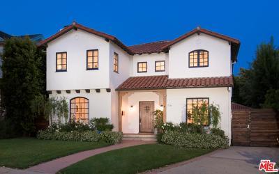 Pacific Palisades Single Family Home Active Under Contract: 716 Almar Avenue