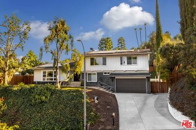 Los Angeles Single Family Home For Sale: 16544 Park Lane Drive
