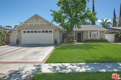 West Hills Single Family Home Active Under Contract: 23414 Schoolcraft Street