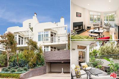 Santa Monica Condo/Townhouse Active Under Contract: 3019 3rd Street #205