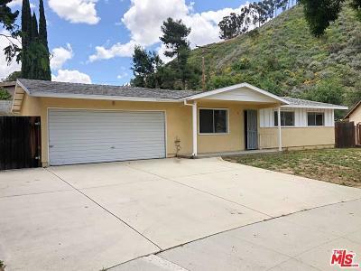 Simi Valley Single Family Home For Sale: 2982 Rosette Street