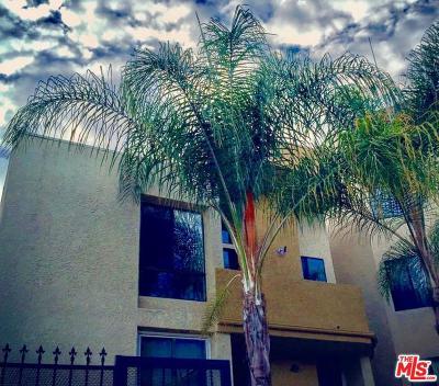 Condo/Townhouse Active Under Contract: 7001 South La Cienega #318