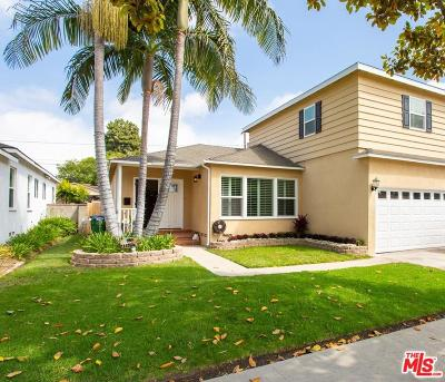 Culver City Single Family Home Active Under Contract: 11436 Patom Drive