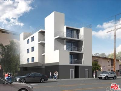 North Hollywood Residential Lots & Land For Sale: 5233 Cahuenga
