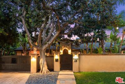 Encino Single Family Home For Sale: 5358 Oak Park Avenue