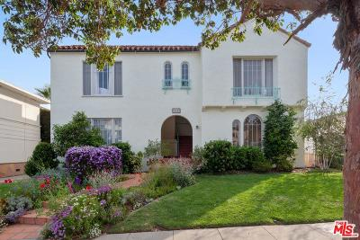 Santa Monica Condo/Townhouse Active Under Contract: 948 16th Street #D103