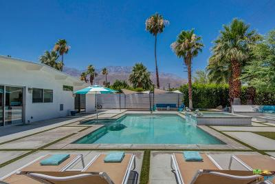 Palm Springs CA Single Family Home Active Under Contract: $749,000