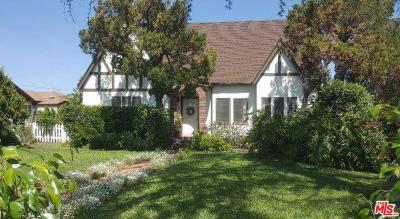 San Gabriel Single Family Home Active Under Contract: 9139 Duarte Road
