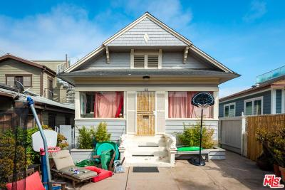 Los Angeles County Single Family Home For Sale: 52 Sunset Avenue