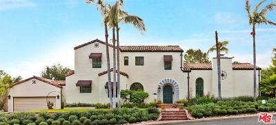 Glendale Single Family Home For Sale: 1559 Grandview Avenue