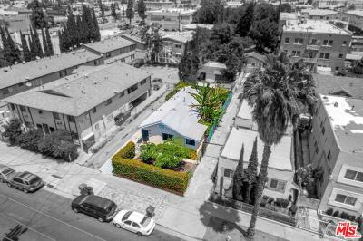 Los Angeles Single Family Home For Sale: 4447 Lockwood Avenue