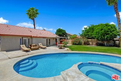 Indio Single Family Home For Sale: 80892 Amherst Avenue