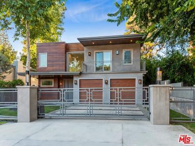 Sherman Oaks Single Family Home For Sale: 14229 Greenleaf Street