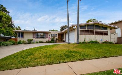 Los Angeles Single Family Home For Sale: 5515 South Sherbourne Drive