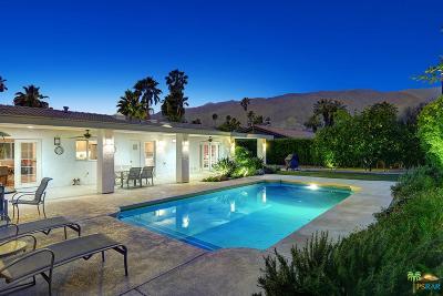 Palm Springs Single Family Home For Sale: 1366 East San Jacinto Way