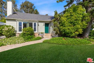 Los Angeles Single Family Home For Sale: 165 South Gretna Green Way