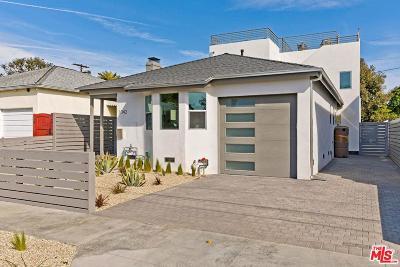 Venice Single Family Home For Sale: 1042 Garfield Avenue