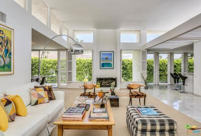 Palm Springs Single Family Home For Sale: 940 East Murray Canyon Drive