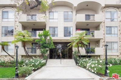 Beverly Hills Condo/Townhouse For Sale: 423 North Palm Drive #307