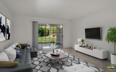 Palm Springs Condo/Townhouse Active Under Contract: 2001 East Camino Parocela #L83